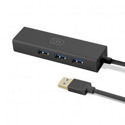 3-Port USB Hub 1LIFE 1IFEUSBHUB3 USB 3.0 Must