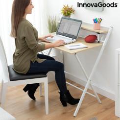 Kokkupandav töölaud koos riiuliga Tablezy InnovaGoods