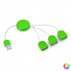 3-Port USB Hub 143899