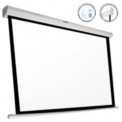 Настенный электронный экран iggual PSIES240 240 x 240 cm