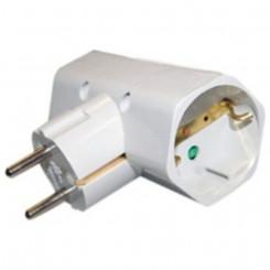 Sisendiadapter Silver Electronics 3500W Valge