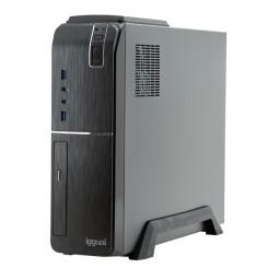 Lauaarvuti iggual PSIPC352 i5-9400 8 GB RAM 240 GB SSD W10 Must