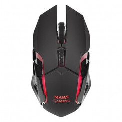 LED gaming-mus Mars Gaming MMW 3200 dpi Must