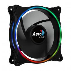 Ventilaator Aerocool Eclipse 12 1200 rpm LED (Ø 12 cm)