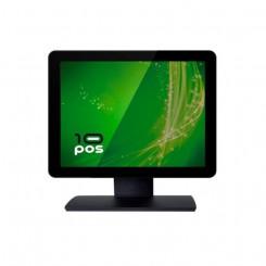 Puuteekraaniga Monitor 10POS TS-15FV 15 LCD Must