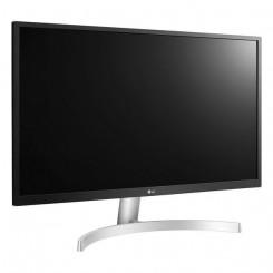 Monitor LG 27UL500-W 27 4K Ultra HD IPS HDMI Must Valge