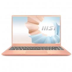 Ultrabook MSI Modern 14-008ES 14 i7-1165G7 16 GB RAM 1 TB SSD Roosa kuld