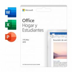 ПО для управления Microsoft Office Home & Student 2019 (Пересмотрено A+)