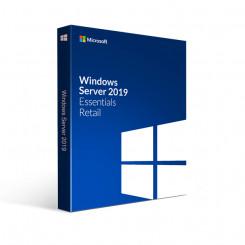 Microsoft Windows Server 2019 Essentials Microsoft G3S-01310 OEM (Hispaania)