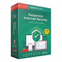 Kodu Antiviirus Kaspersky Internet Security MD 2020 (3 Seadet)