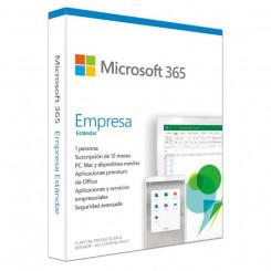 Microsoft Office 365 Enterprise Microsoft KLQ-00478 (1 Litsents)