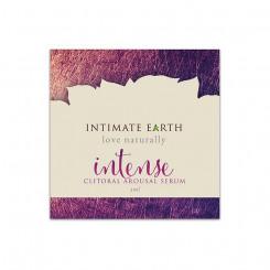 Kliitorit erutav seerum Intense fooliumis 3 ml Intimate Earth