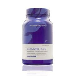 Таблетки для увеличения пениса Maximizer Plus, 60 штук Viamax 3001