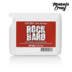 Таблетки для эрекции Rock Hard Flatpack Manuela Crazy E22642