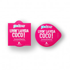 Kookose & vanilje massaažiõli küünal PicoBong 7038