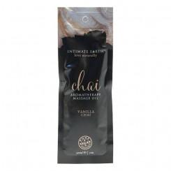 Erootilise massaaži õli Intimate Earth Chai Vanilje Magus (30 ml)