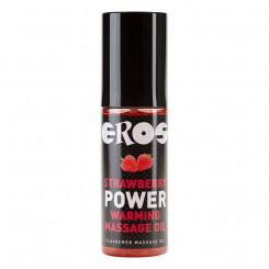 Erootilise massaaži õli Eros Maasikas (100 ml)
