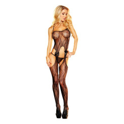 Bodystocking Crotchless Lace Lapdance Must