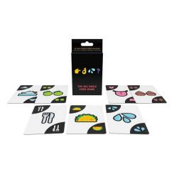 Kaardimängud DTF Emoji Kheper Games