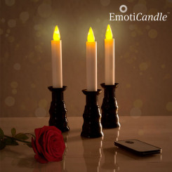 LED Küünlad Romantic Ambiance EmotiCandle (3 tk pakis)