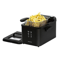 Fritüür Cecotec CleanFry Infinity 4000 4 L 3270W Must