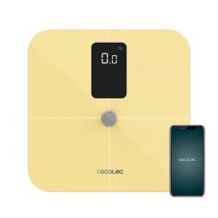 Digitaalsed Vannitoakaalud Cecotec Surface Precision 10400 Smart Healthy Vision Kollane