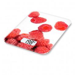 Köögikaal Beurer KS 19 berry 5 Kg Valge Punane