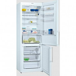 Combined fridge Balay Valge (203 x 70 cm)