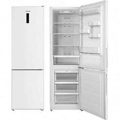 Combined fridge Edesa Valge (188 x 60 cm)