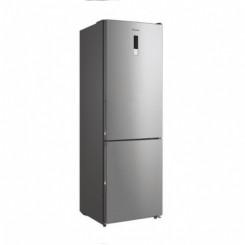 Combined fridge Candy Roostevaba teras (186 x 60 cm)
