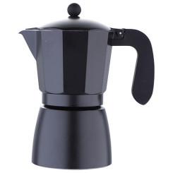 Kофеварка San Ignacio Florencia Чёрный Силикон Алюминий (9 Чашки)