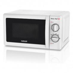 микроволновую печь Haeger Sous-chef 20 20 L Белый 700W