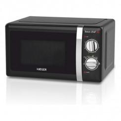 микроволновую печь Haeger Sous-chef 20 20 L Чёрный 700W