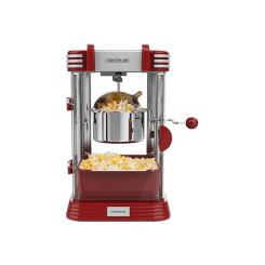 Popcornivalmistaja Cecotec Fun&Taste P´Corn Classic 500 ml 300W Punane Hõbedane