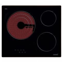 Klaaskeraamiline pliit Cata TT 603 60 cm (3 Toiduvalmistamise alad)