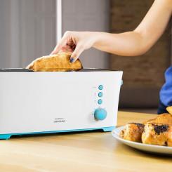 Röster Cecotec Toast&Taste 1L 1000W 7 taset