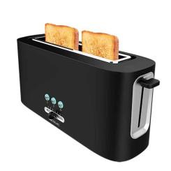 Röster Cecotec Toast&Taste 10000 Extra 980 W Must