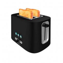 Röster Cecotec Toast&Taste 9000 Double 980 W Must