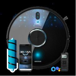 Robot Tolmuimeja Cecotec Conga 7090 IA 10000 PA Wifi 6400 mAh Must