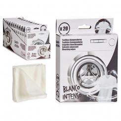 Салфетки для стиральных машин отбеливатель (20 Предметы) (2,5 x 18 x 14 cm)
