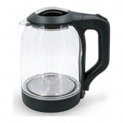 Чайник COMELEC 1,8 L 1500W Чёрный
