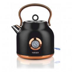 Электрочайник и Заварник Haeger Art Deco Black 2200 W (1,7 L)