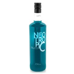 Alkoholivaba värskendav jook Blue Neo Tropic 1 l