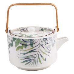 Чайник Amazonia Фарфор (17 X 15 x 12 cm)