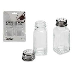 Soola ja pipra komplekt Kristall (2 Tükid, osad)