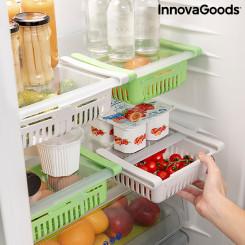 Reguleeritav külmiku organiseerija Friwer InnovaGoods (komplektis 2)