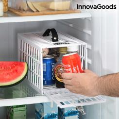 InnovaGoods Lukustatav Toidu Hoiulaegas Külmikusse