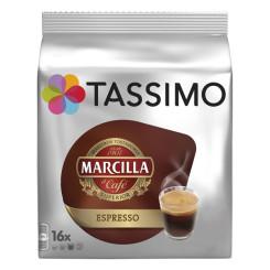 Kohvikapslid Espresso Marcilla (16 uds)