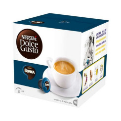 Kohvikapslid Nescafé Dolce Gusto 13758 Espresso Bonka (16 uds)