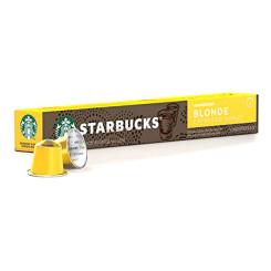 Kohvikapslid Starbucks Blonde (10 uds)